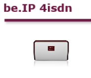 PC Zwiesel, Regen, Bodenmais, Bintec Router be.IP 4isdn